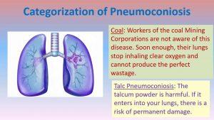 a video that explains pneumoconiosis