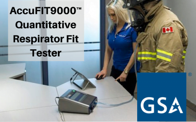 DynaGrace Enterprises Adds Respirator Fit Test Product to GSA Schedule 66